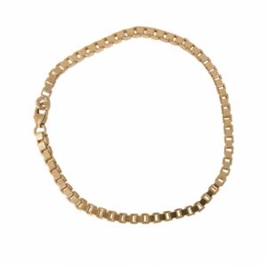 """""""Cleometra"""" Square Mega - Bracelet - Gold"""
