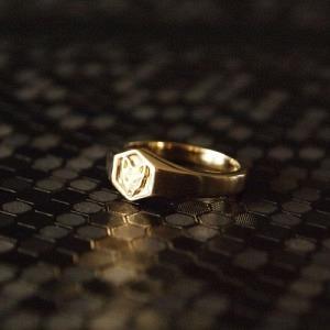 CITYFOX | Signet - Ring - Gold