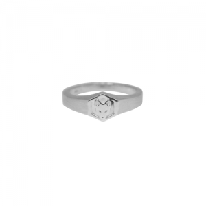 CITYFOX | Signet - Ring - Silver