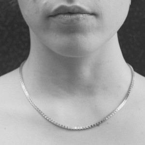 CLEOMETRA | Square Mega - Collier - Silver