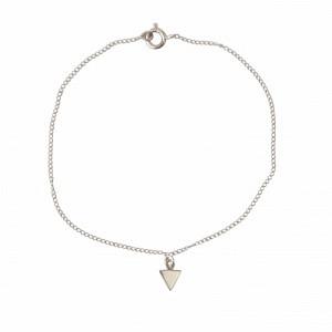 """""""Trinity"""" 1Arrow - Bracelet - Silver"""