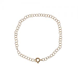 """Sophie"" Twist - Bracelet - Gold"