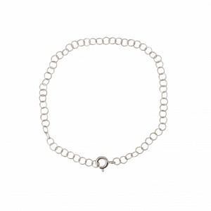 """""""Sophie"""" Twist - Bracelet - Silver"""