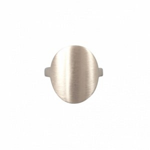 PAILLETTE | Coin - Ring - Silver