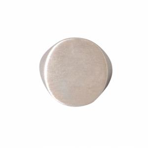 PAILLETTE | Big Signet - Ring - Silver