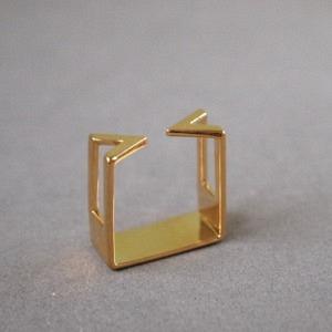 SUSPIRIUM | Open - Ring - Gold