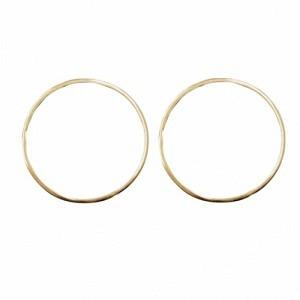 ATMOS | Polar Makro - Stud Earring - Gold