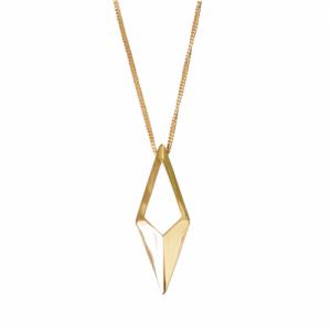 ONEIRO | Ouija - Necklace - Gold