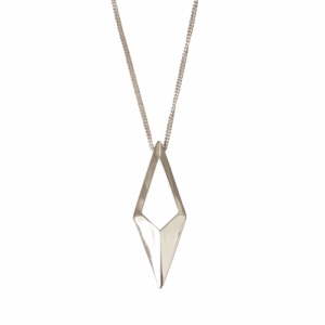 ONEIRO | Ouija - Necklace - Silver
