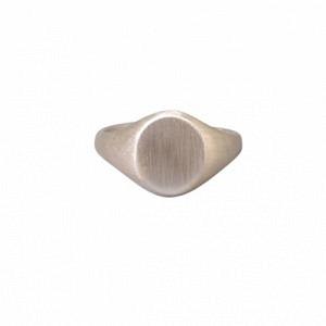 ONEIRO | Signet - Ring - Silver