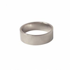 STRIPES&JOIST   Bar 6 - Ring - Silver