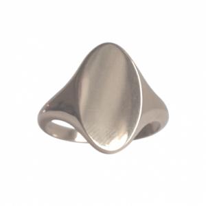 SOPHIE | Signet - Ring - Silver