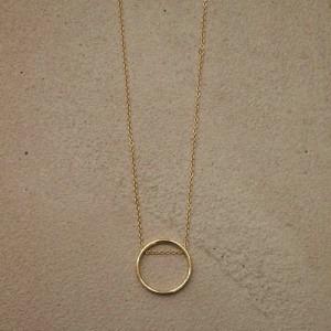 """""""Atmos"""" Polar - Necklace - Gold"""
