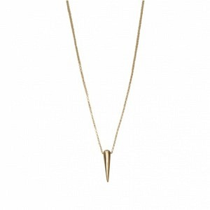 """""""Smilodon"""" Thorn - Necklace - Gold"""