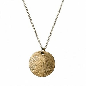 """""""Spot Classic"""" Beam X-Large - Necklace - Gold"""