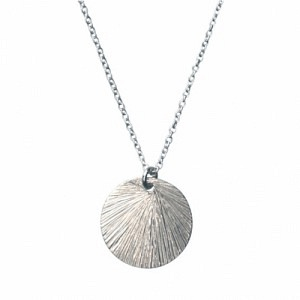 """""""Spot Classic"""" Beam X-Large - Necklace - Silver"""