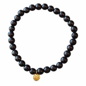 PANTHERA | Schungit (6) - Bracelet