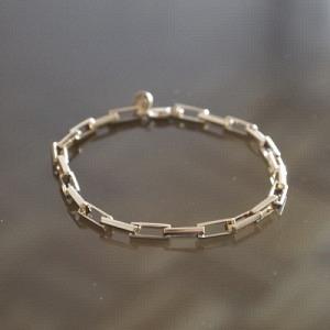 CLEOMETRA | Rectangle Big - Bracelet - Gold