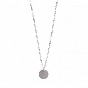 COSMIC SPOT | Blind - Necklace - Silver