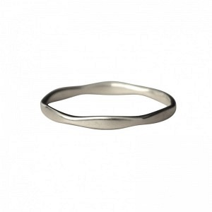 SOPHIE | Dent - Ring - Silver