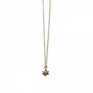 ONEIRO | Stella Octangula - Necklace - Gold