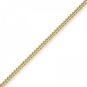 FUNDAMENTAL CHAINS | Panzer 1.2 - 45cm Necklace - 18 Karat Gold