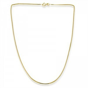STRIPES&JOIST | Classic (38-50cm) - Collier - 18 Karat Gold