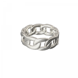 CURB | Classic Wide - Ring - Silver