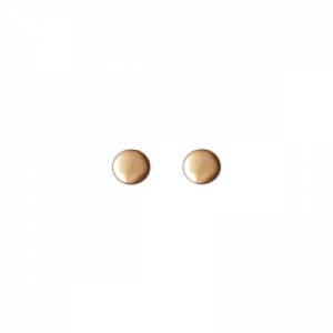 PAILLETTE | Single (5) - Stud Earring - Gold