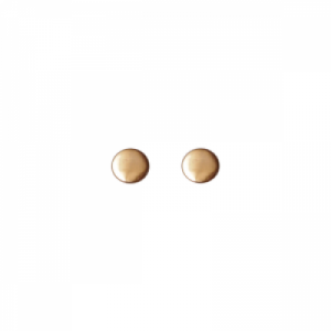 PAILLETTE | Single (5) - Stud Earring - 18 Karat Gold