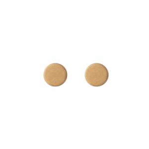 COSMIC SPOT | Blind (5) - Stud Earring - Gold