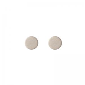 COSMIC SPOT | Blind (5) - Stud Earring - Silver