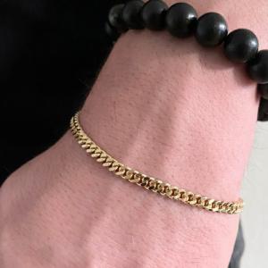 CURB | Classic - Bracelet - 18 Karat Gold