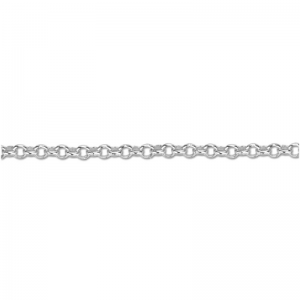 FUNDAMENTAL CHAINS | Rolo 1.5 - 45cm Necklace - Silver