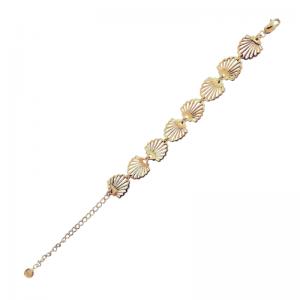 HUMMINGBIRD SHELL | Classic - Bracelet - Gold