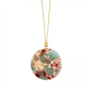 COSMIC SPOT | Venus - Necklace - Gold