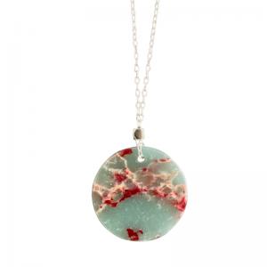 COSMIC SPOT | Venus - Necklace - Silver