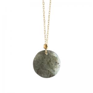 COSMIC SPOT | Styx - Necklace - Gold