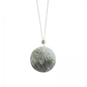 COSMIC SPOT | Styx - Necklace - Silver