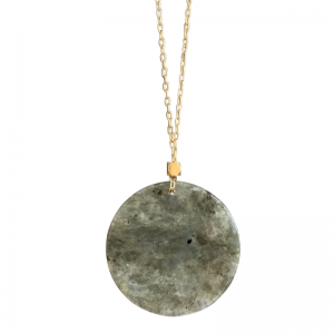 COSMIC SPOT | Mercury - Necklace - Gold