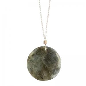 COSMIC SPOT | Mercury - Necklace - Silver