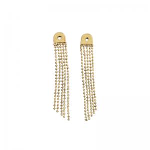 UN-DEUX-TROIS | Asteroid - Earring Accessoires - Gold