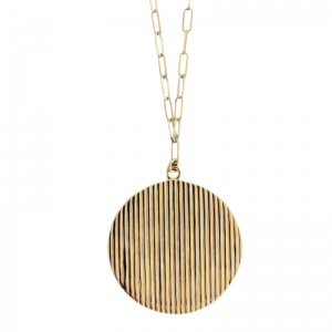 COSMIC SPOT | Elementary - Necklace - Gold