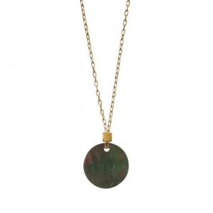 COSMIC SPOT | Ganymede - Necklace - Gold