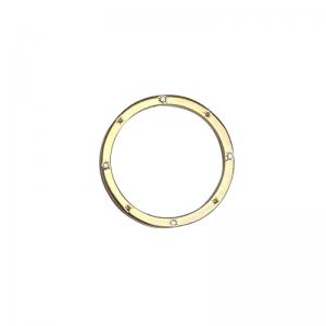 ONEIRO | Polarstar Diamond White - Ring - 18 Karat Gold