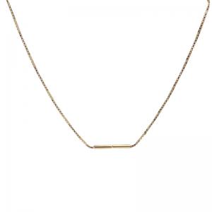 STRIPES&JOIST | Line Classic - Collier - 18 Karat Gold